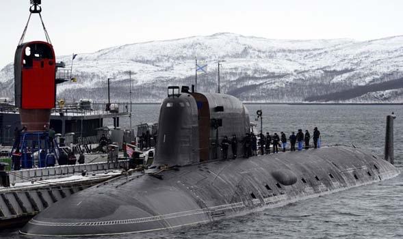 885 Submarine