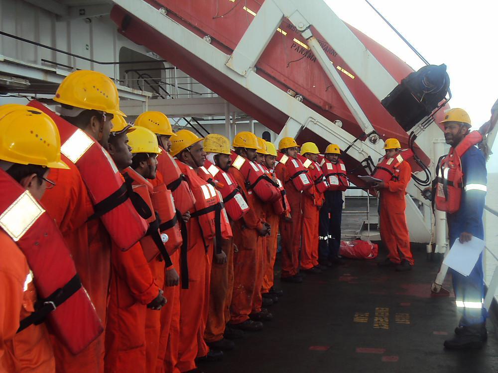 emergency-drill-at-ship