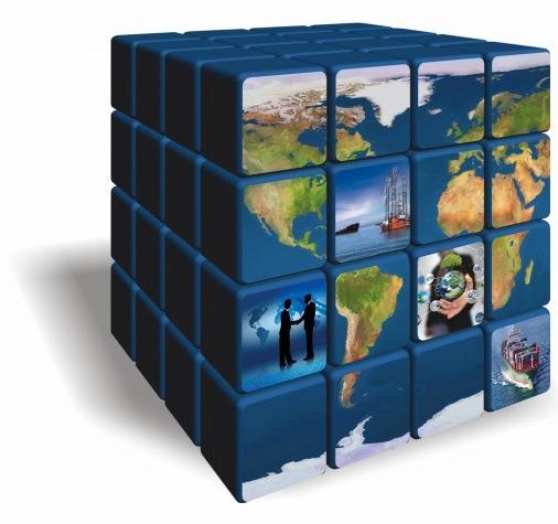 Maritime Cyprus cube