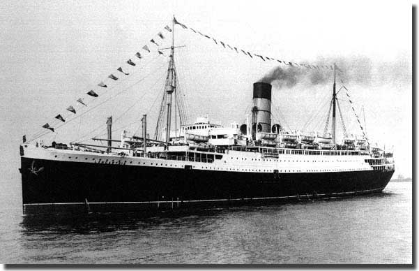 Flashback in history: RMS Lancastria: Worst Loss of Life on a British Ship,  June 17th, 1940 (Video) - MaritimeCyprus