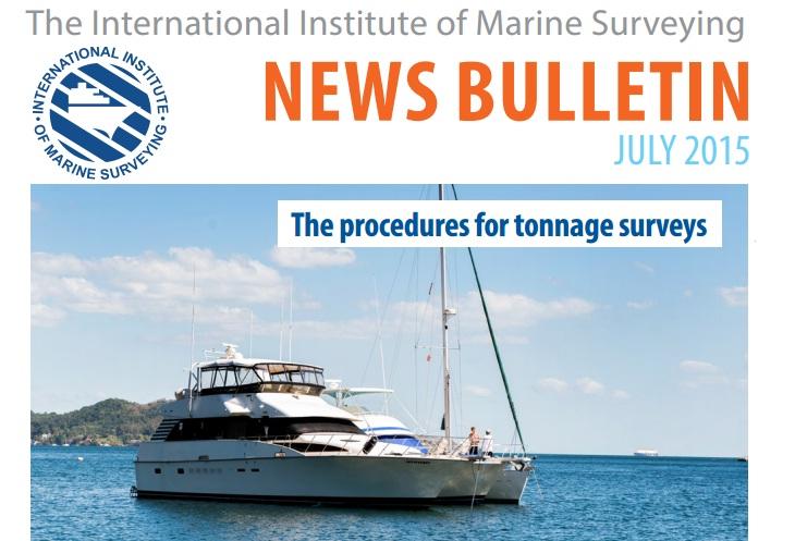 News bulletin July 2015