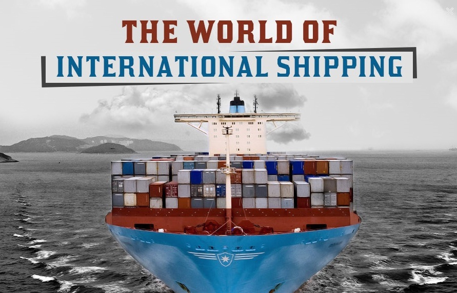 the world of int shipping