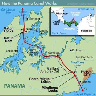 Panama-canal-zone