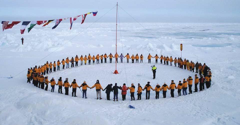 North Pole Circumnavigation