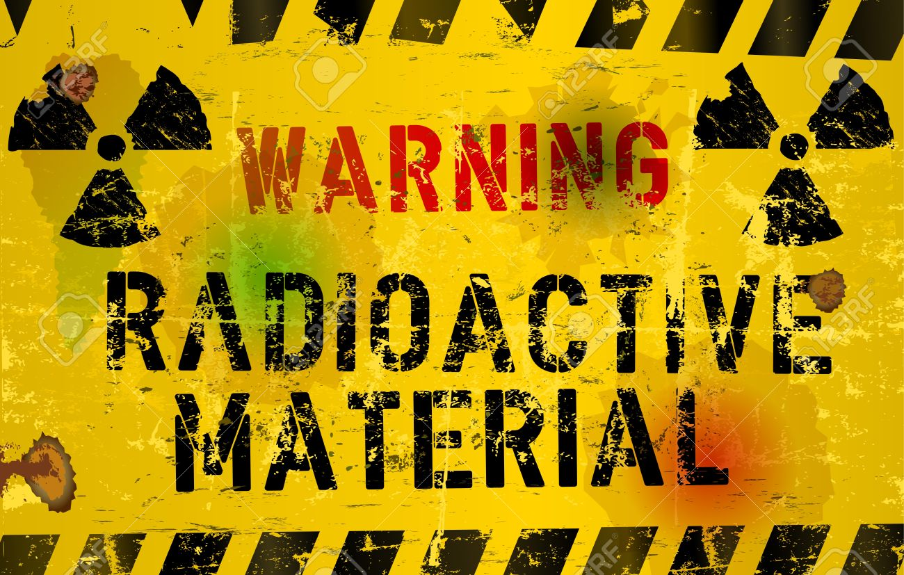 nuclear-material-o-radiation