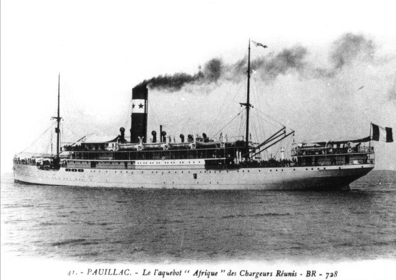 Afrique_1918