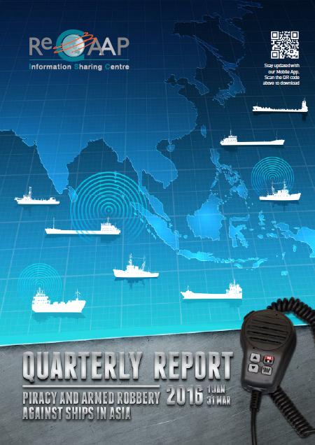 ReCAAP ISC 1st Quarter 2015 page
