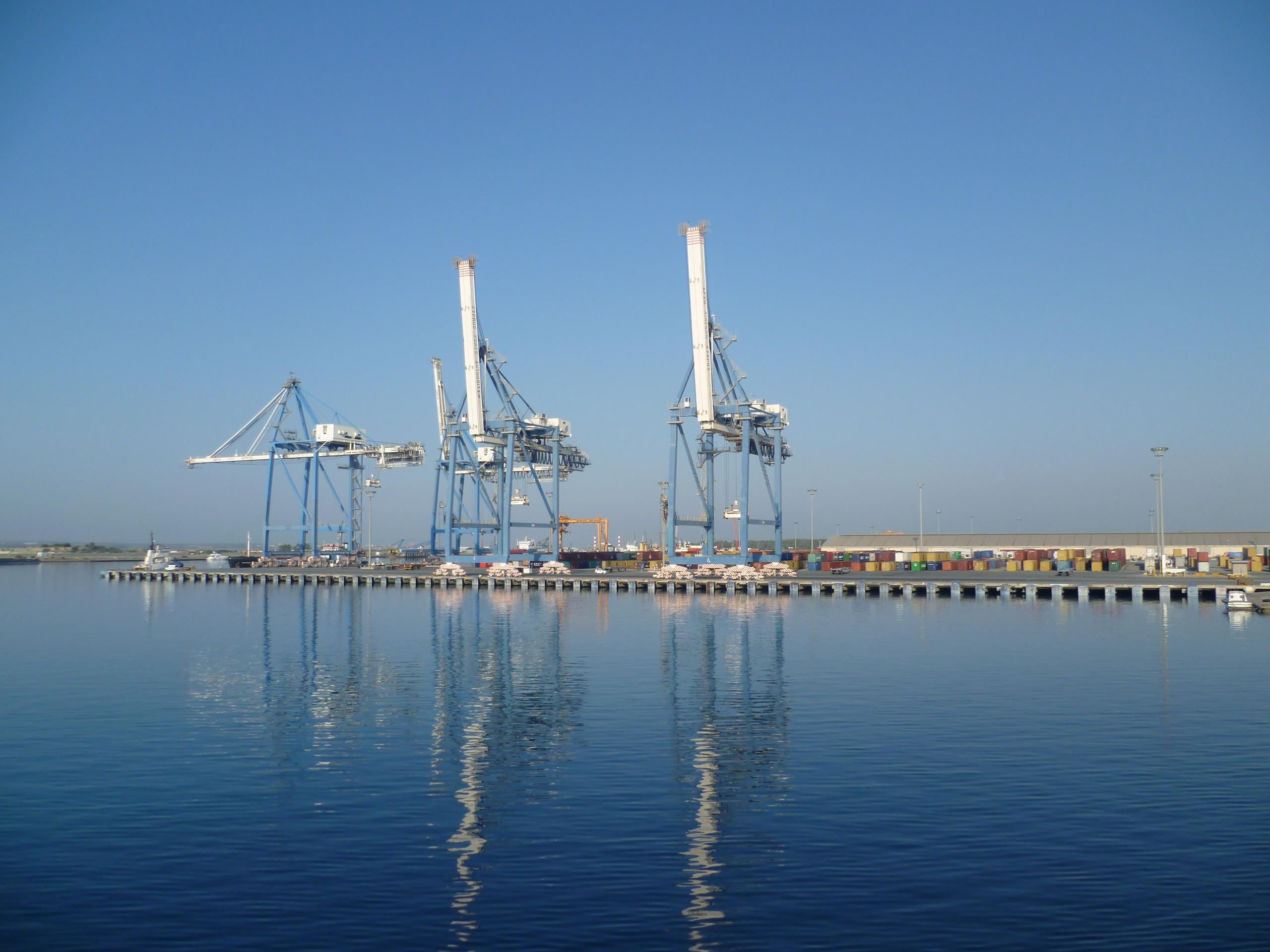Limassol port