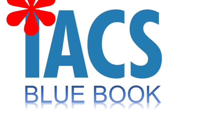 IACS Blue book