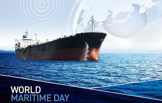 Cyprus Flag supports World Maritime Day