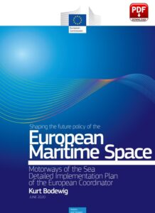 European maritime space mobility report