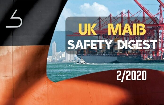 MAIB safety digest 2-2020