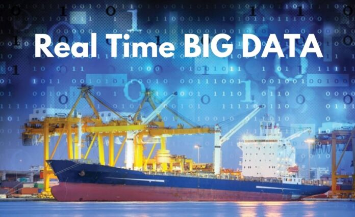 Maritime Real time Big Data