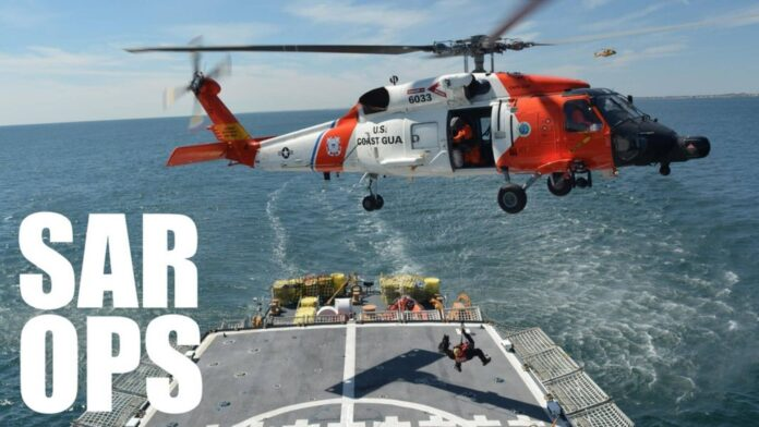 Maritime Search and Rescue